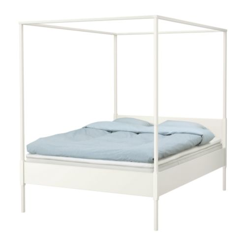 Letto Ikea A Baldacchino.Ikea Collectibles Edland Bed Spoonful Of Home Design