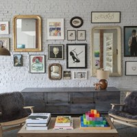 Rebecca Robertson's Family Loft in Brooklyn