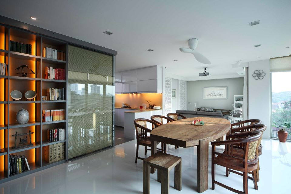 Modern Oriental Homes | Project Glentrees by Mint Studio Singapore ...