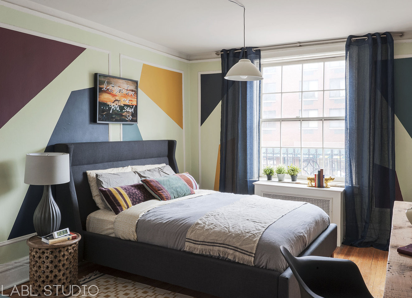 Non Matching Bedroom Furniture Ideas