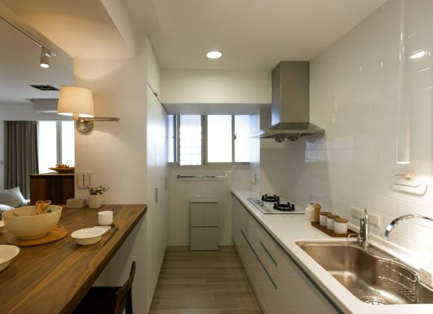 Muji apartment 21