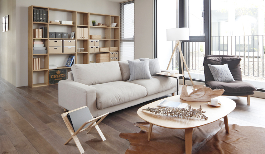 Flea market chic home in taipei spoonful of home design - Muji Style Home Part 1 2 Spoonful Of Home Design