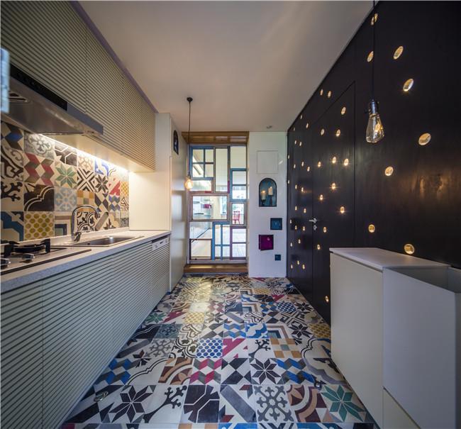 48 Sqm Apartment In Shanghai Transformed Into Creative Home Of A Awesome Interior Design Shanghai Creative