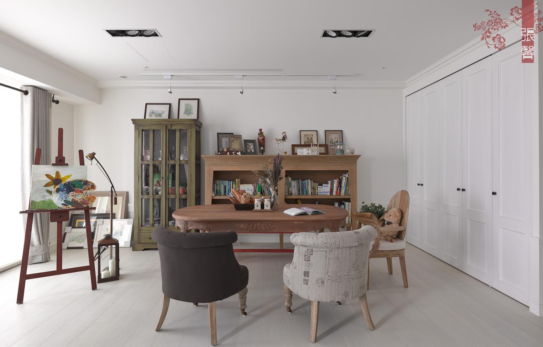 Whimsical Interior Design a designer's whimsical studio 張馨的天空之城小畫室 – spoonful of