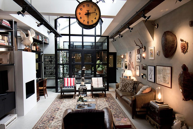 A Garage-converted Loft – Spoonful Of
