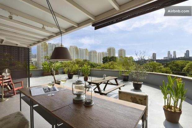 Tiong bahru penthouse 26