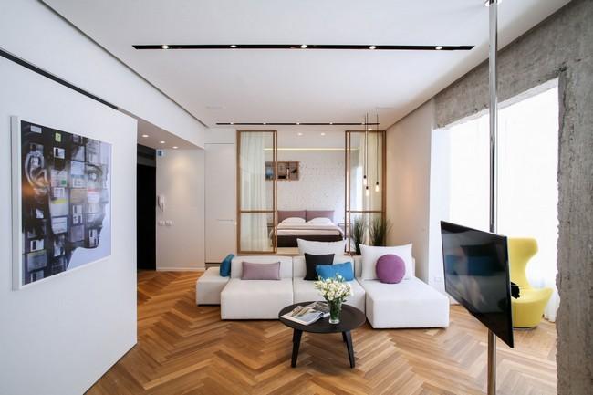 A Modern Apartment At Rothschild Boulevard Tel Aviv By