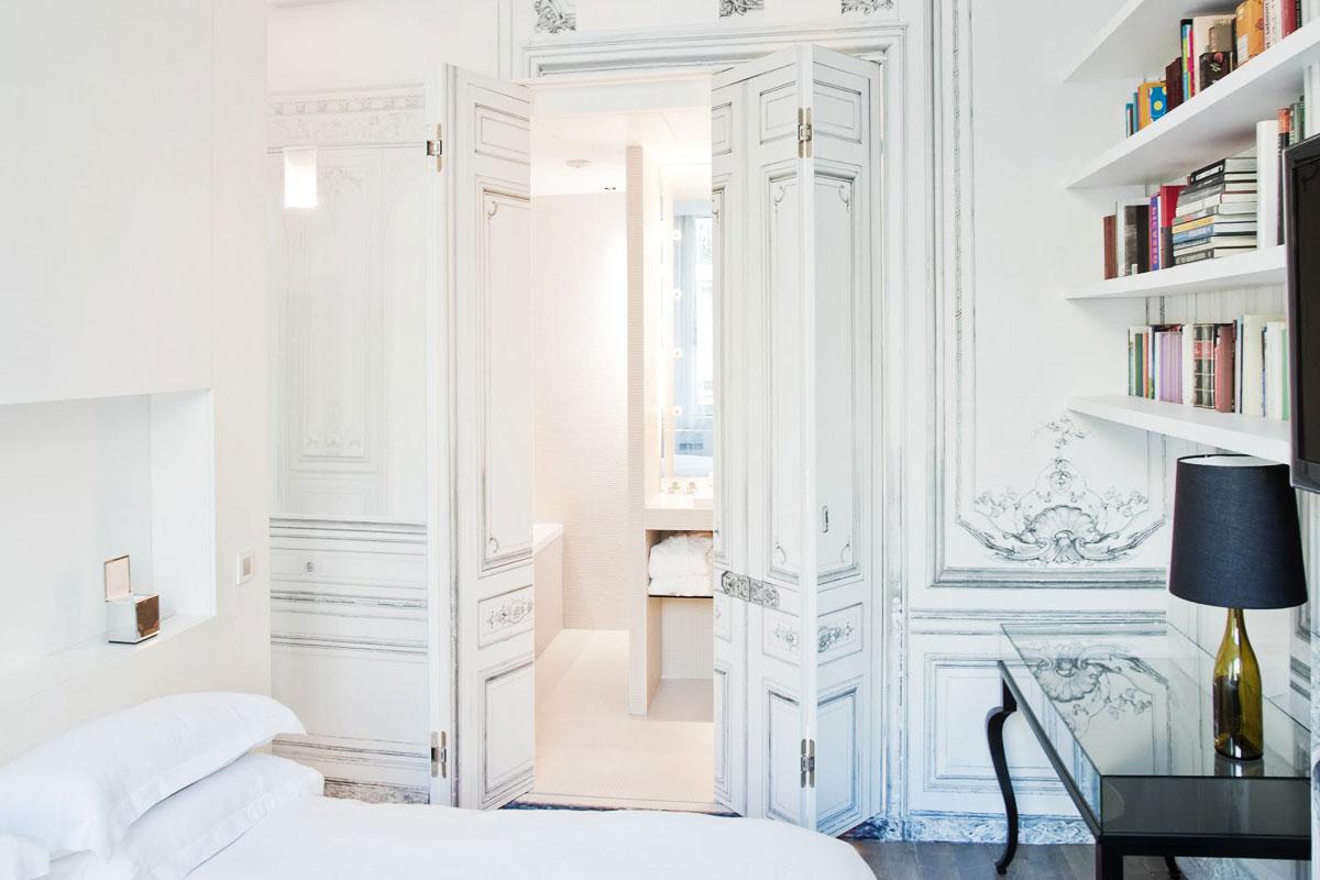 hotel La Maison Champs Elysées designed by Belgian fashion design ...