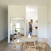 Small Space Living | A 675 sqft Brooklyn Apartment for a Family of 3