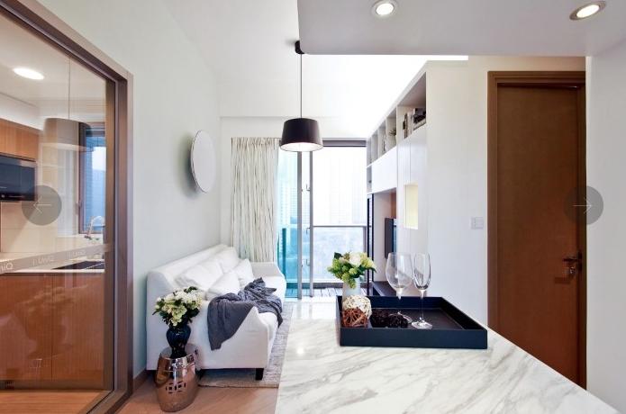 Small Space Living | I·UniQ Grand 譽 ·東 by Grande Interior Design ...