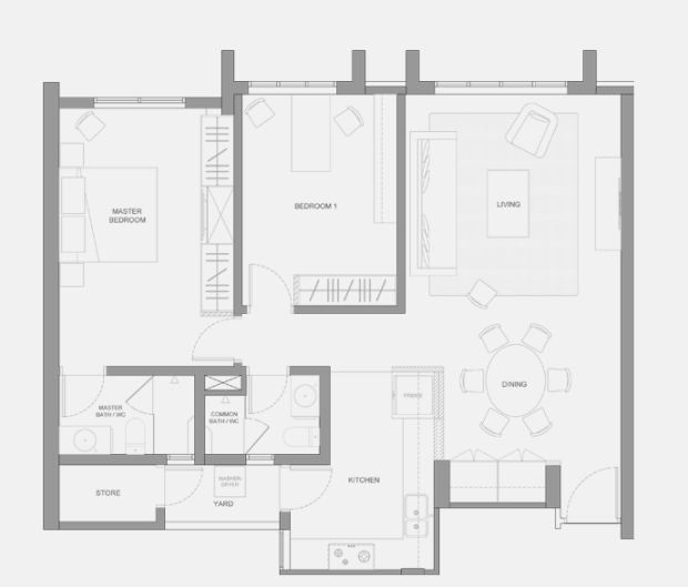 landbay floor plan