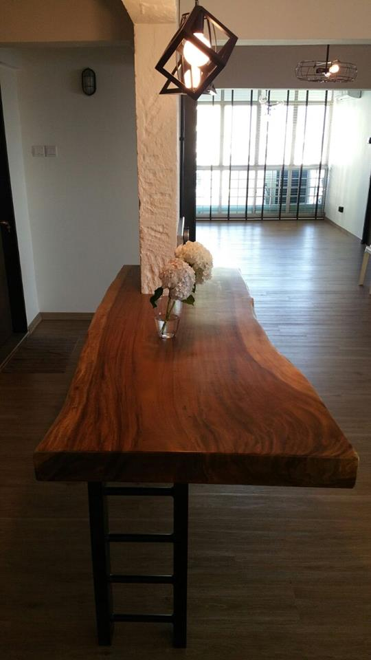 suar wood table 3
