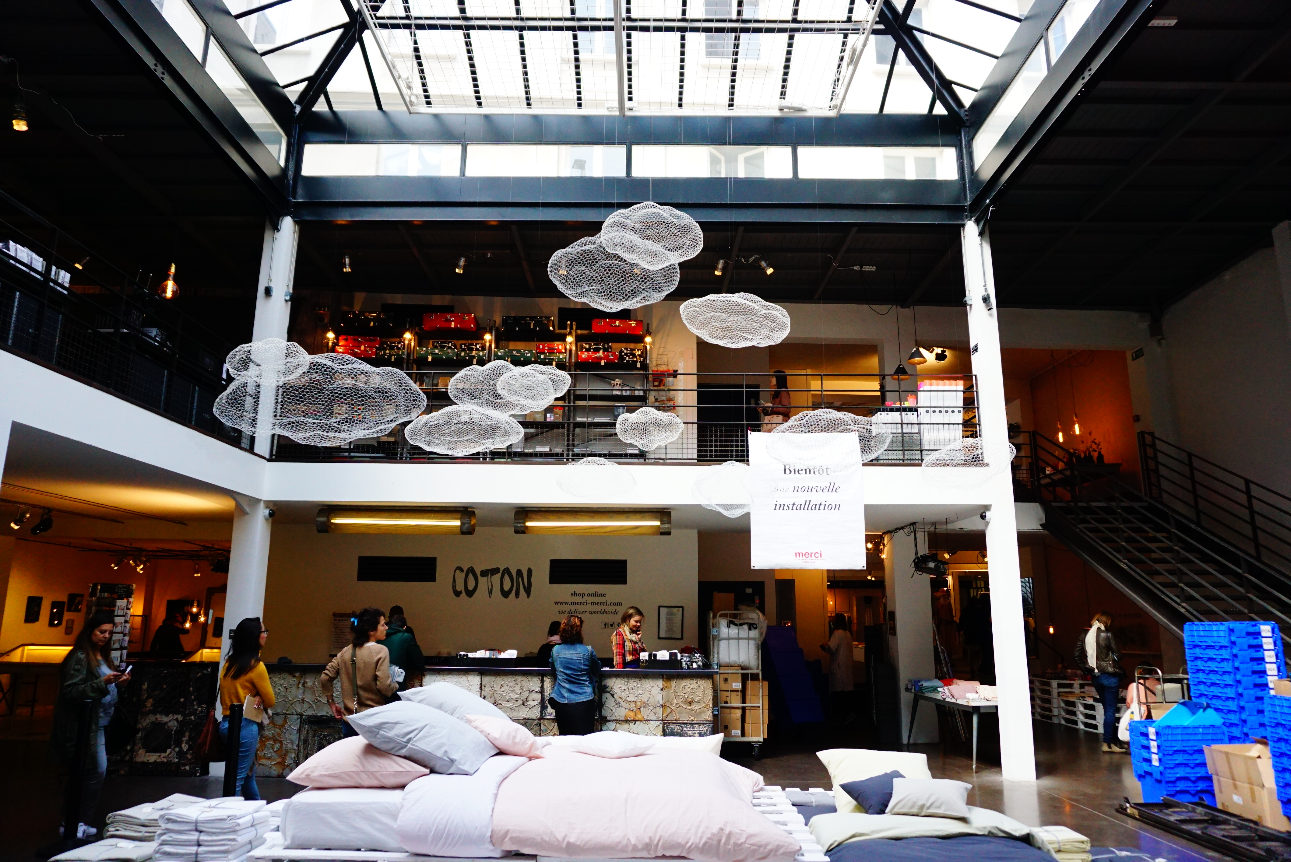 Paris | Visit to Merci Concept Store – Spoonful of Home Design
