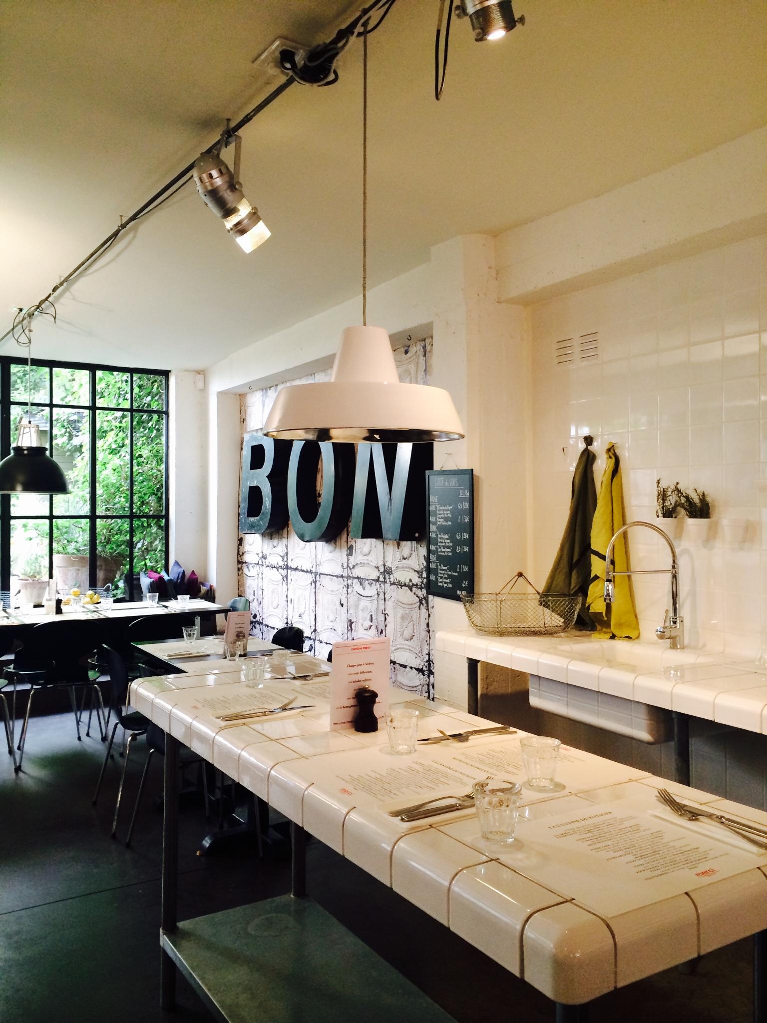 paris visit to merci concept store spoonful of home design. Black Bedroom Furniture Sets. Home Design Ideas