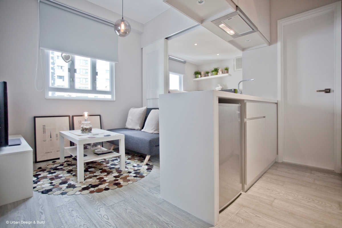 Small Space Living   Simple and Breezy Apartments in Hong Kong (Part 1/2)